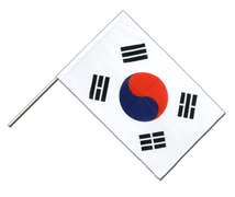 South Korea Hand Waving Flag PRO - 2x3 ft