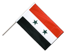 Syria - Hand Waving Flag PRO 2x3 ft