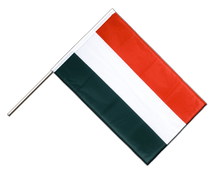 Hungary - Hand Waving Flag PRO 2x3 ft