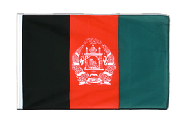 Afghanistan - Sleeved Flag ECO 2x3 ft