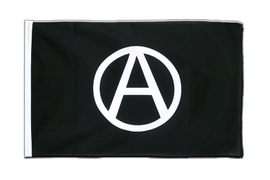 Anarchy - Sleeved Flag ECO 2x3 ft