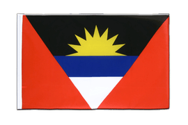 Antigua and Barbuda - Sleeved Flag ECO 2x3 ft