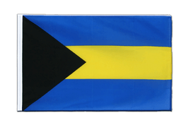 Bahamas - Sleeved Flag ECO 2x3 ft