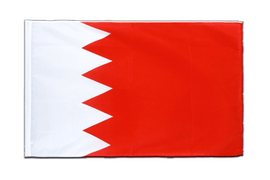 Bahrain - Sleeved Flag ECO 2x3 ft