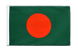 Bangladesh Sleeved Flag ECO - 2x3 ft
