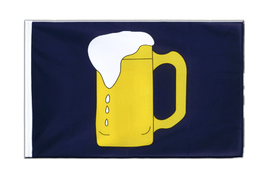 Beer - Sleeved Flag ECO 2x3 ft
