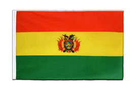 Bolivia - Sleeved Flag ECO 2x3 ft