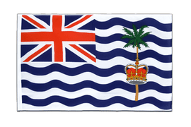 British Indian Ocean Territory - Sleeved Flag ECO 2x3 ft