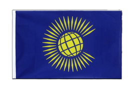 Hohlsaum Flagge ECO Commonwealth - 60 x 90 cm