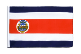 Costa Rica - Sleeved Flag ECO 2x3 ft