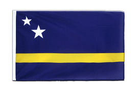 Curacao - Sleeved Flag ECO 2x3 ft