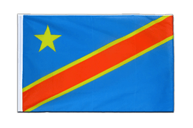 Democratic Republic of the Congo Sleeved Flag ECO - 2x3 ft