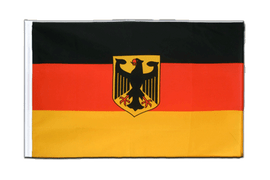 Germany Dienstflagge - Sleeved Flag ECO 2x3 ft