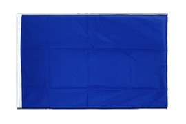 Blue - Sleeved Flag ECO 2x3 ft