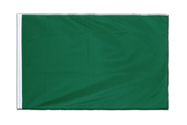 Green - Sleeved Flag ECO 2x3 ft