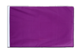 Purple - Sleeved Flag ECO 2x3 ft