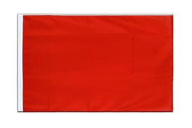 Red - Sleeved Flag ECO 2x3 ft