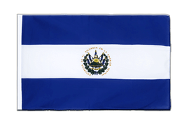 El Salvador - Sleeved Flag ECO 2x3 ft
