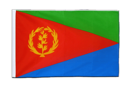 Eritrea Sleeved Flag ECO - 2x3 ft