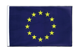 European Union EU - Sleeved Flag ECO 2x3 ft