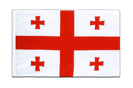 Georgia Sleeved Flag ECO - 2x3 ft
