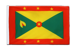 Grenada - Sleeved Flag ECO 2x3 ft