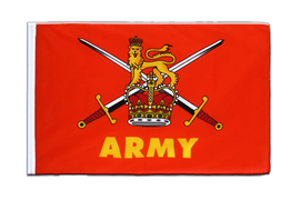 British Army - Sleeved Flag ECO 2x3 ft