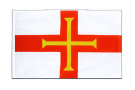 Guernsey - Sleeved Flag ECO 2x3 ft
