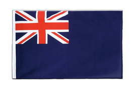 United Kingdom Naval Blue Ensign 1659 - Sleeved Flag ECO 2x3 ft