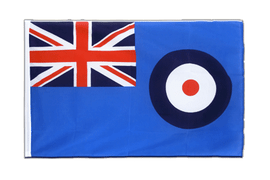 Großbritannien Royal Airforce RAF - Hohlsaum Flagge ECO 60 x 90 cm
