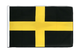St. David - Sleeved Flag ECO 2x3 ft