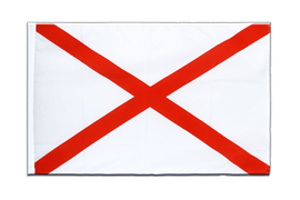 St. Patrick cross - Sleeved Flag ECO 2x3 ft