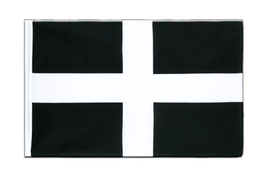 Great Britain St. Piran Cornwall Sleeved Flag ECO - 2x3 ft