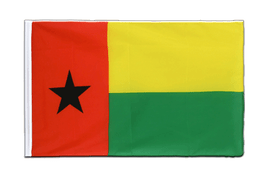 Guinea-Bissau - Sleeved Flag ECO 2x3 ft