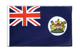 Hong Kong old - Sleeved Flag ECO 2x3 ft