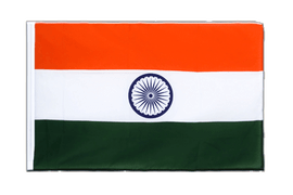 India - Sleeved Flag ECO 2x3 ft