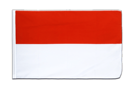 Indonesia Sleeved Flag ECO - 2x3 ft