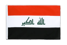 Iraq 2009 - Sleeved Flag ECO 2x3 ft