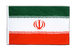 Iran - Sleeved Flag ECO 2x3 ft
