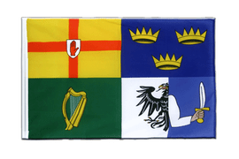 Ireland 4 provinces - Sleeved Flag ECO 2x3 ft