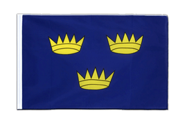 Ireland Munster Sleeved Flag ECO - 2x3 ft