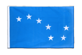 Starry Plough - Hohlsaum Flagge ECO 60 x 90 cm