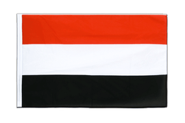 Yemen Sleeved Flag ECO - 2x3 ft
