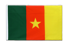 Cameroon - Sleeved Flag ECO 2x3 ft