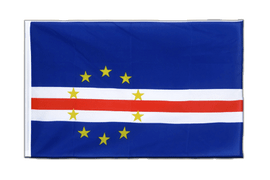 Cape Verde - Sleeved Flag ECO 2x3 ft