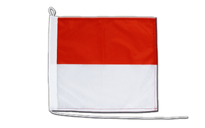 Solothurn - Boat Flag 12x12""