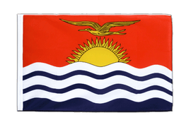 Kiribati - Sleeved Flag ECO 2x3 ft