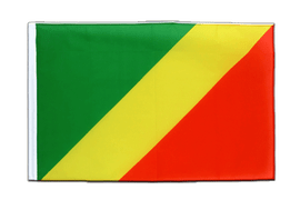 Congo - Sleeved Flag ECO 2x3 ft