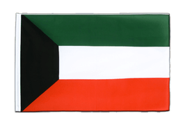 Kuwait Sleeved Flag ECO - 2x3 ft