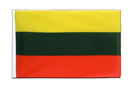 Lithuania - Sleeved Flag ECO 2x3 ft